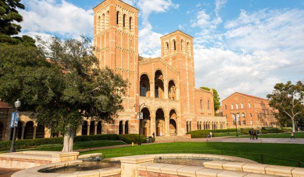 1 University of California Los Angeles