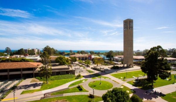 4 University of California Santa Barbara